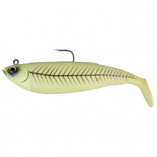0200563 Savage Gear Cutbait Herring, цвет Green Glow, 25 см, 460 г