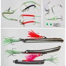 0220020 Минимальный набор оснасток для ловли на севере Норвегии. Эксклюзив