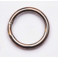 0180265 Кольцо заводное Dream Fish Silver ring 15 мм. Заявленный тест 20 кг